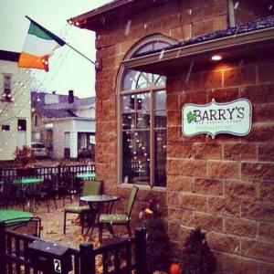 barry's old school