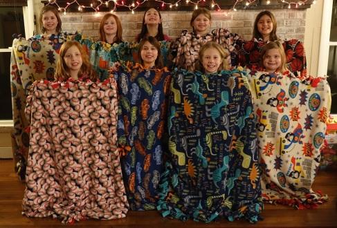 Troop 60392 Blankets