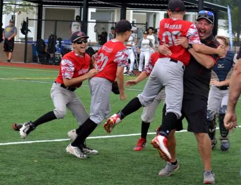 13U Warthogs Lake Erie Classic championship win