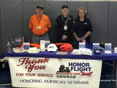 Honor Flight representatives