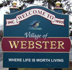 welcome to webster