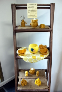 All of these products are made from beeswax