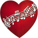 music-notes-heart-magnet