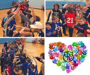 SRS School Great Kindness Challenge 2