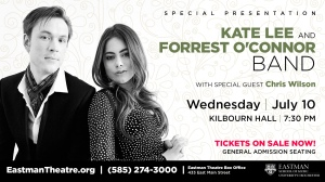 Kate Lee & Forrest O'Connor at Kilbourn Hall Info