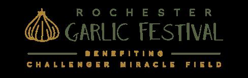 garlic fest logo