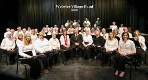 Webster Village Band Photo 2018