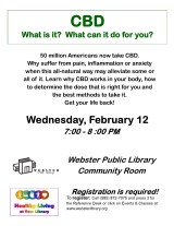 February 12 CBD